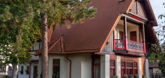 Zdarma do Trmalovy vily a se slevou do vyhlášených hotelů. Letošní Open House Praha má program