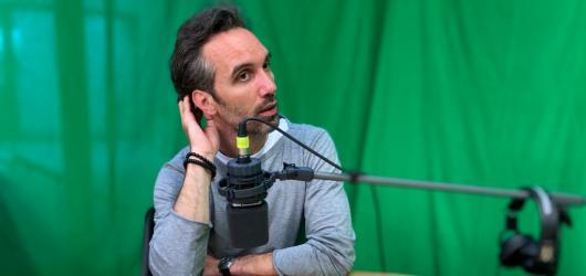 Proudcast s Martinem Dvořákem: ProART nabízí společnou terapii skrz umění. Tato doba to potřebuje