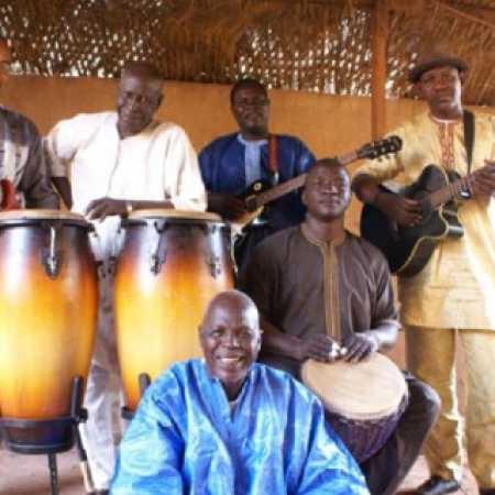 Ali Farka Toure Band   Afel Bocoum