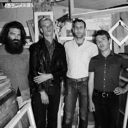 Preoccupations (fka Viet Cong)