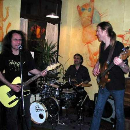 Strašidelný Elektrik Band