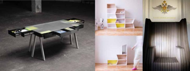 Lucie Koldová   Nominována Za Design Stolu Treasury Table