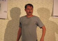 Bob Mikluš vytvořil osobnost ze sebe sama v Divadle Bolka Polívky