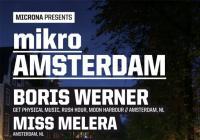 Amsterdamské beaty rozhoupou Micronu! Zahraje tu Boris Werner nebo Miss Melera