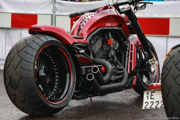 Tohoto krásavce od Harley-Davidson si můžete pořídit za 1 100 000Kč
