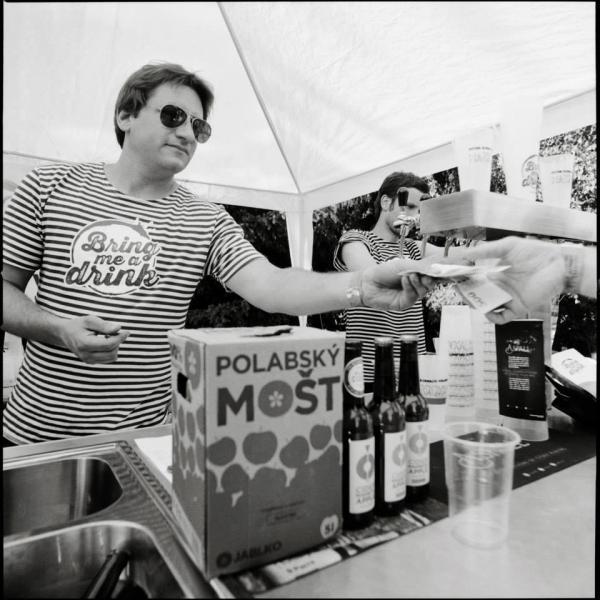 Bring me a drink!