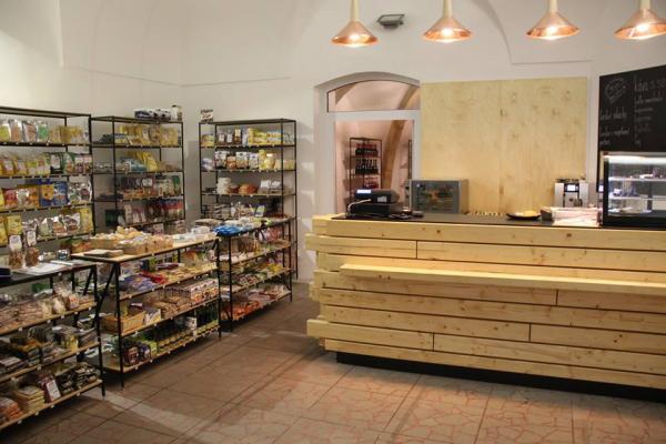 Bezlepky plus - obchod s bezlepkovými potravinami
