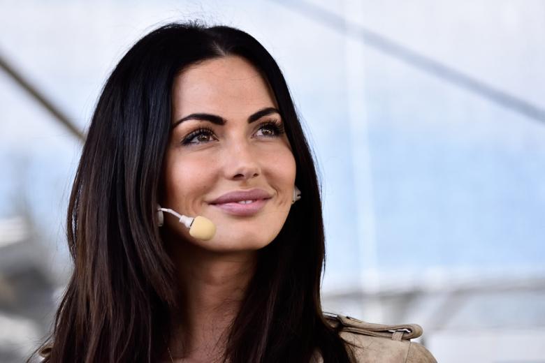 Během kulinářských show se představila i modelka Eliška Bůčková.