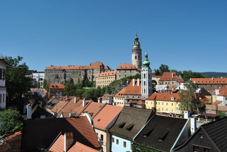Sights and culture of Cesky Krumlov