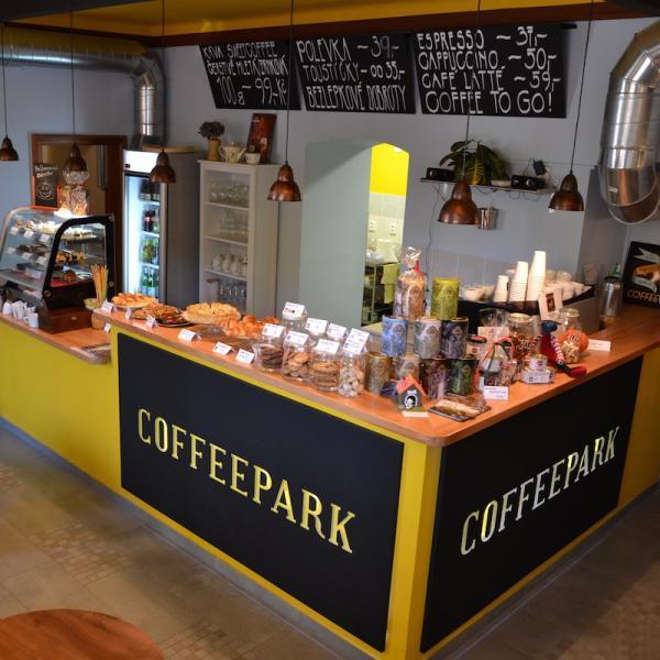 Coffeepark... kavárna nejen pro vašeho psa!