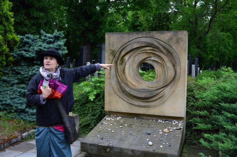 Památník československých židů, obětí holocaustu a odboje