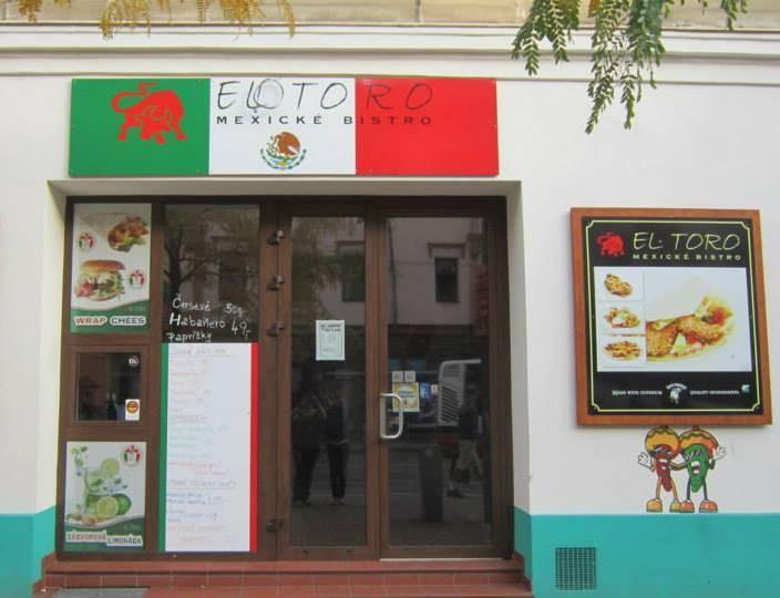 El Toro - mexické bistro
