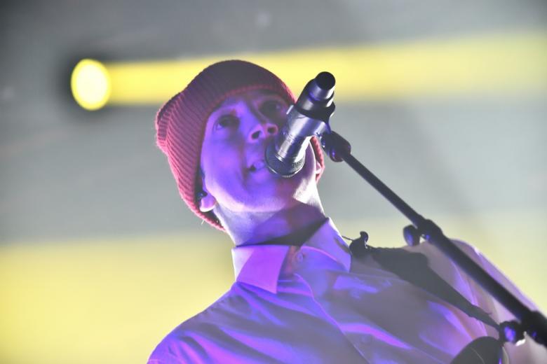 Energičtí Twenty One Pilots ovládli po Lucerna Music Baru i nacpanou Tipsport arénu
