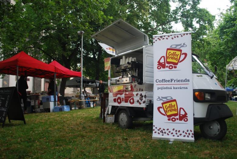 Kavárna Coffeefriends