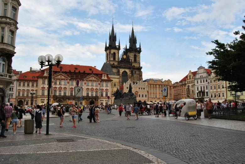 Top 10 places in Prague