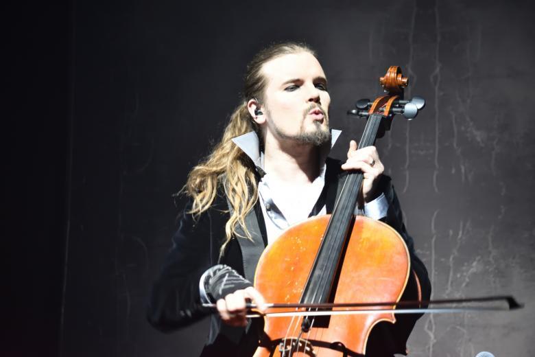 Finské smyčce ovládly o víkendu Prahu. Apocalyptica naplnila hned třikrát Forum Karlín