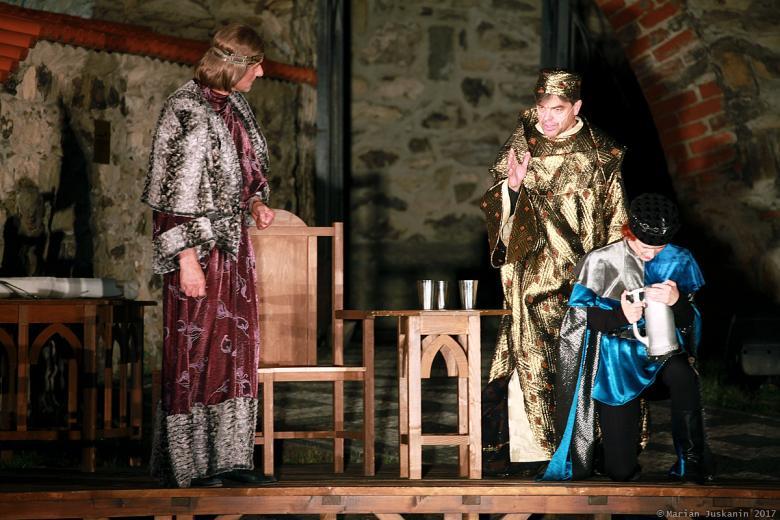 Karel IV. a Arnošt z Pardubic