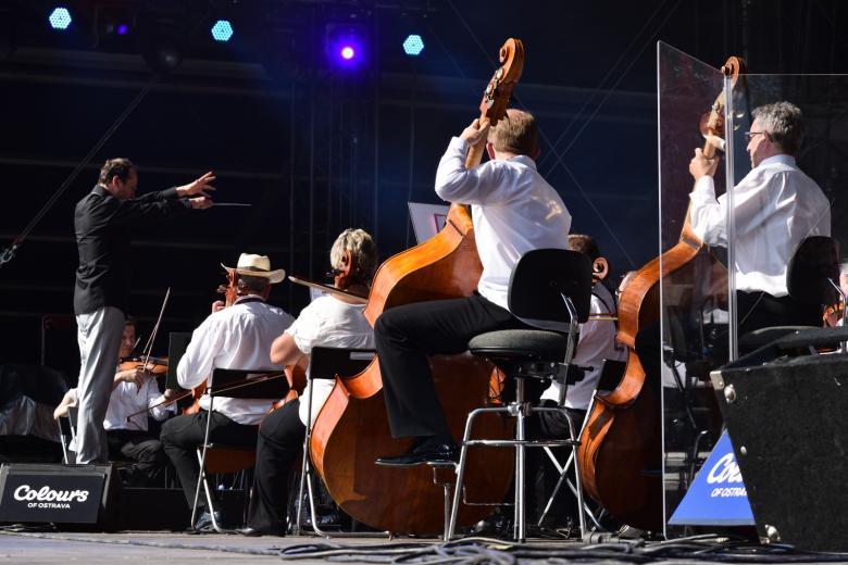 Michal Hrůza & Janáčkova filharmonie Ostrava
