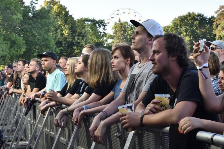 Metronome festival zakončili fenomenální Kasabian. Zahráli i Young Fathers a David Koller
