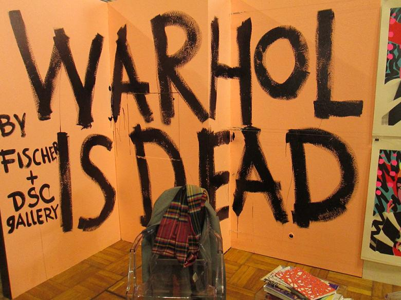 Warhol je mrtvý...
