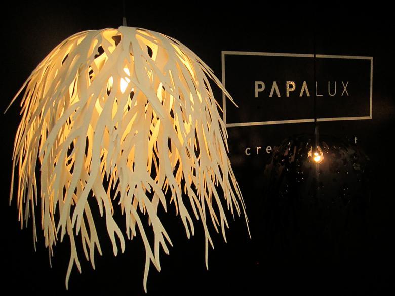 Designová svítidla Papa Lux