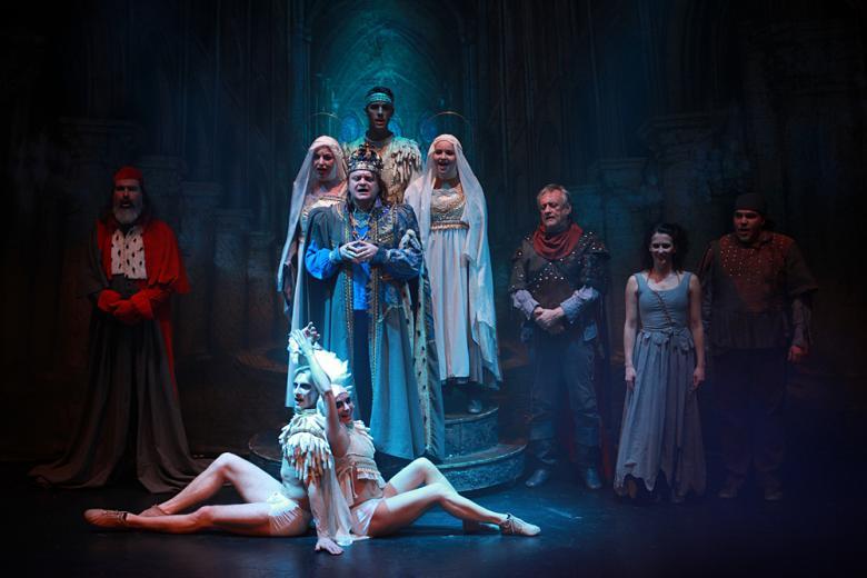 Divadlo Kalich představilo novou Johanka z Arku