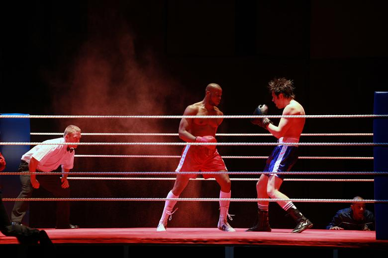 Muzikál Rocky se uvedl velkolepou premiérou