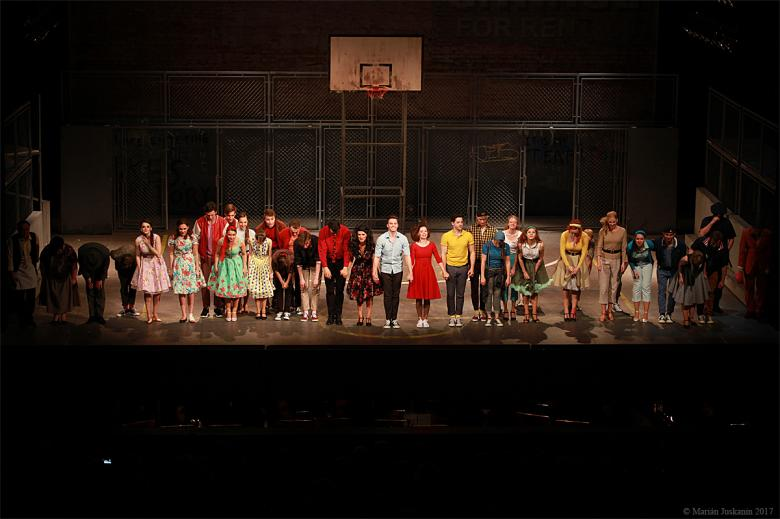 West Side Story poprvé v Plzni