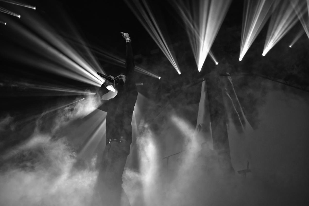 G-Eazy, 11.5. ve Fórum Karlín