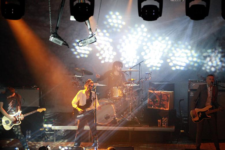 Britští Wolf Alice představili v Roxy nové album Visions Of A Life