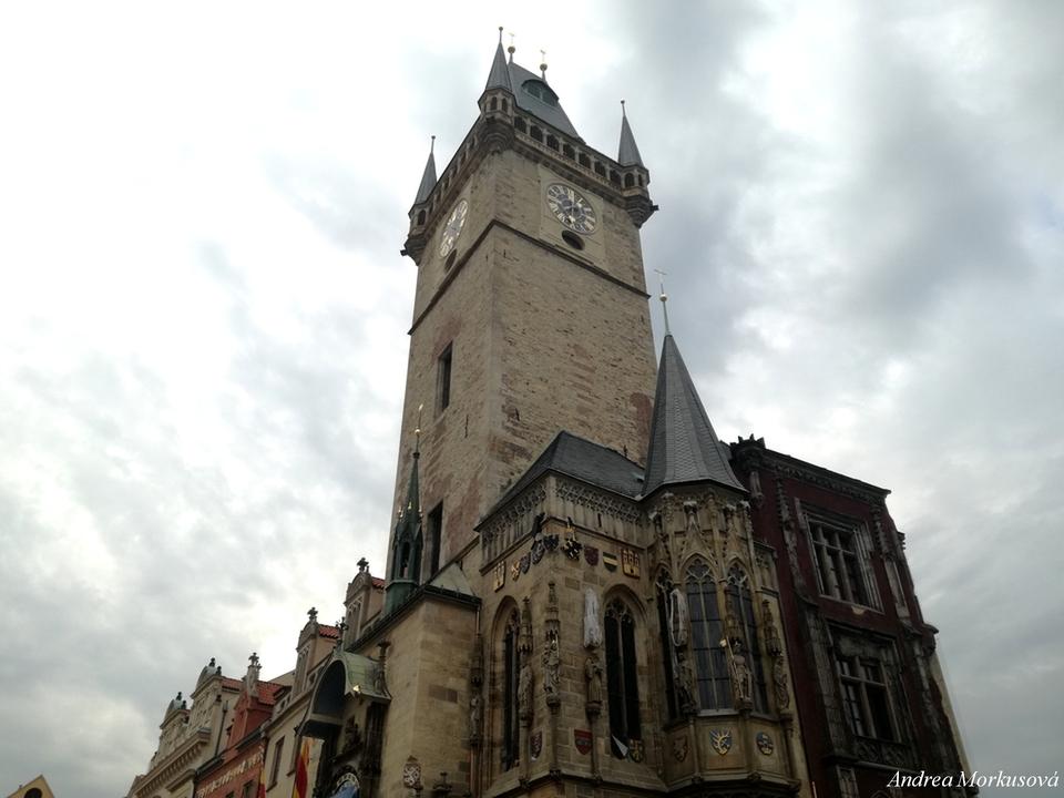 Staroměstská radnice. Foto: Andrea Morkusová