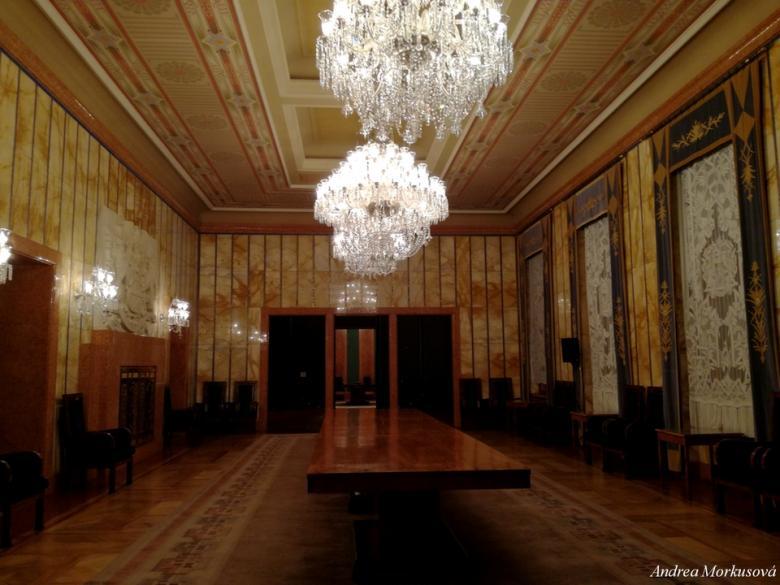 Rezidence primátora. Foto: Andrea Morkusová