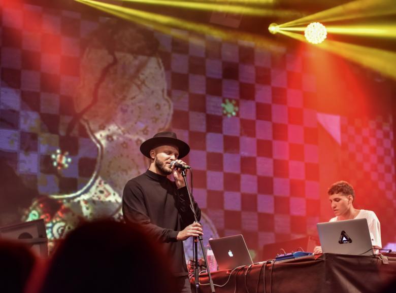 VR/Nobody, Colours of Ostrava 2018