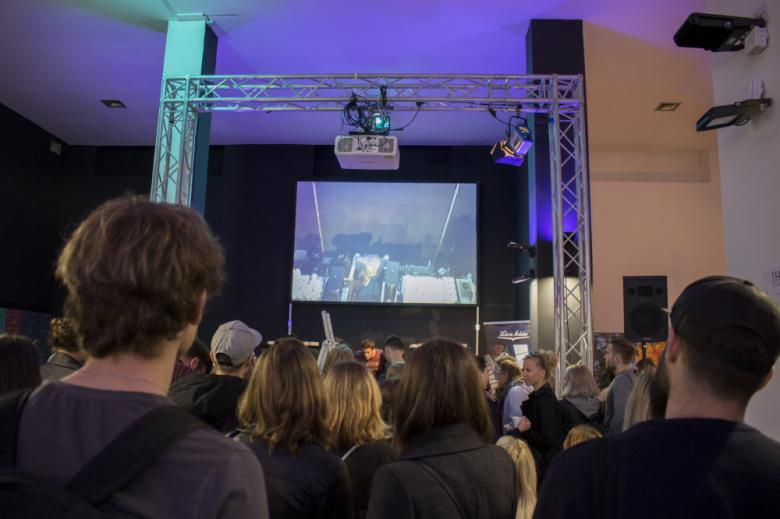Prague Coffee Festival - milk battle