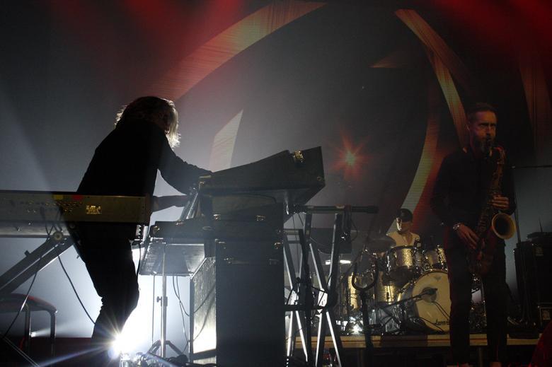 Z koncertu Erika Serry. Foto: Adam Skalník