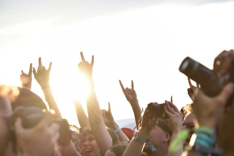 Aerodrome v obrazech: Lana Del Rey, CHVRCHES i pořádný rockový nářez