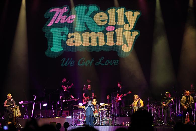 The Kelly Family ve čtvrtek ovládli Prahu