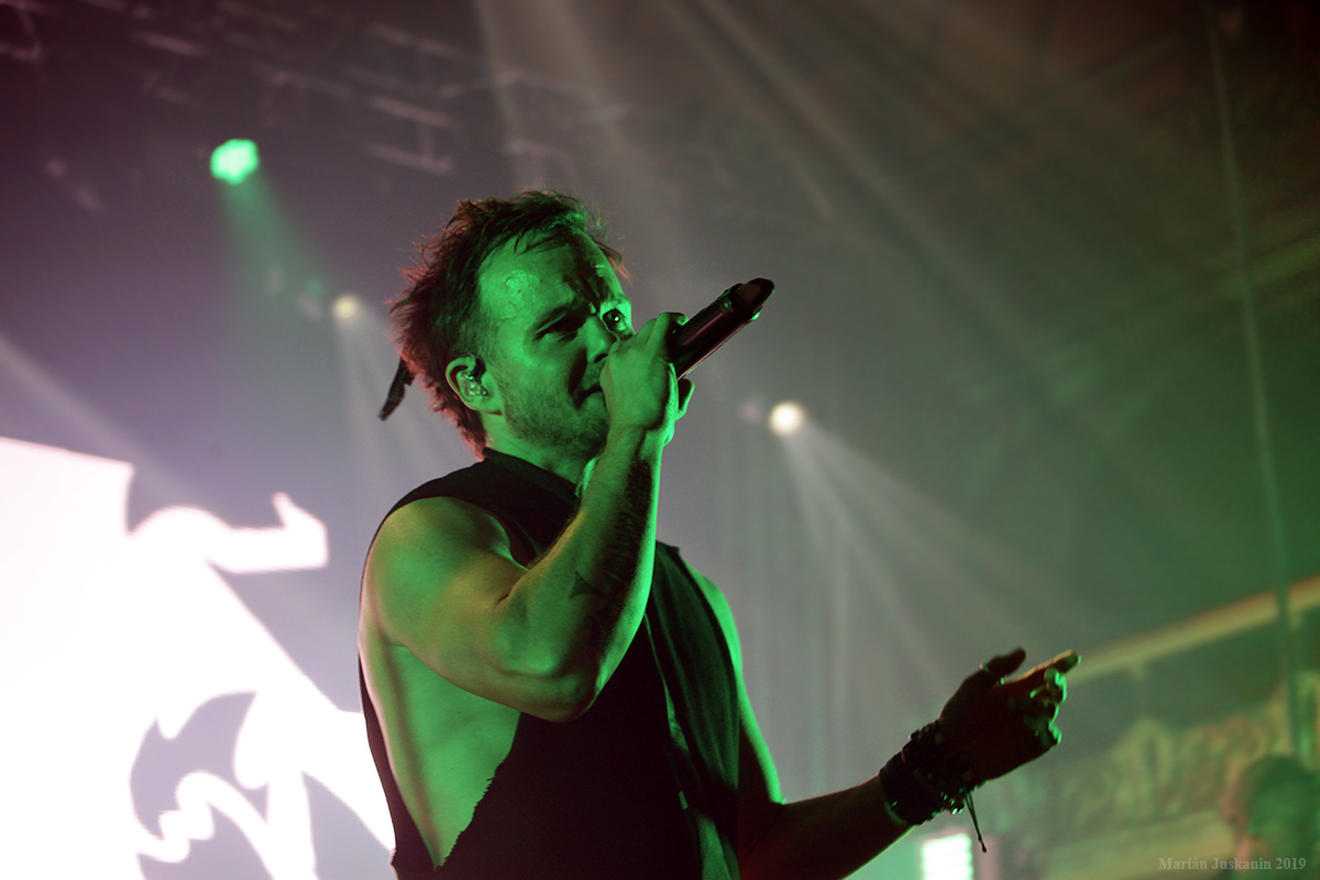 Frontman The Rasmus Lauri Ylönen