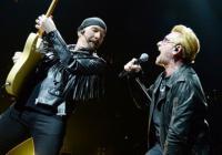 U2 v Londýně