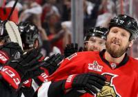NHL Colorado vs Ottawa Global Series Evropa