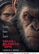 Film: Válka o planetu opic / War for the Planet of the Apes