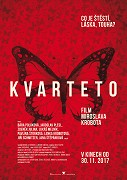 Film: Kvarteto / The Quartette