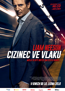 Film: Cizinec ve vlaku / The Commuter