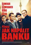 Film: Jak napálit banku / Vier gegen die Bank