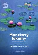 Film: Monetovy lekníny - magie vody a světla / Le ninfee di Monet - Un incantesimo di acqua e luce