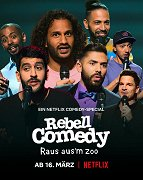 Film: RebellComedy: Vypadněte ze zoo (TV pořad) / RebellComedy: Raus Aus'm Zoo