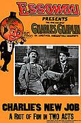 Chaplin filmovým hercem