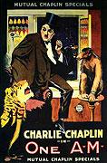 Chaplin se vrací z flámu