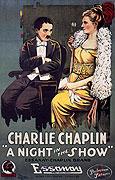 Chaplin v kabaretu