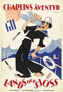 Chaplin lodním kuchařem